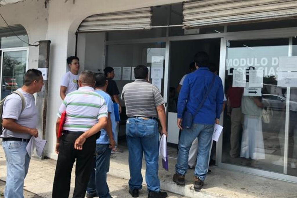 Módulos De Licencias De Veracruz Operan Normal Conoce